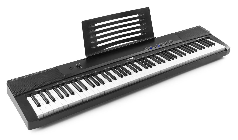 Claviatură electronică digitală cu 88 de clape Max KB6