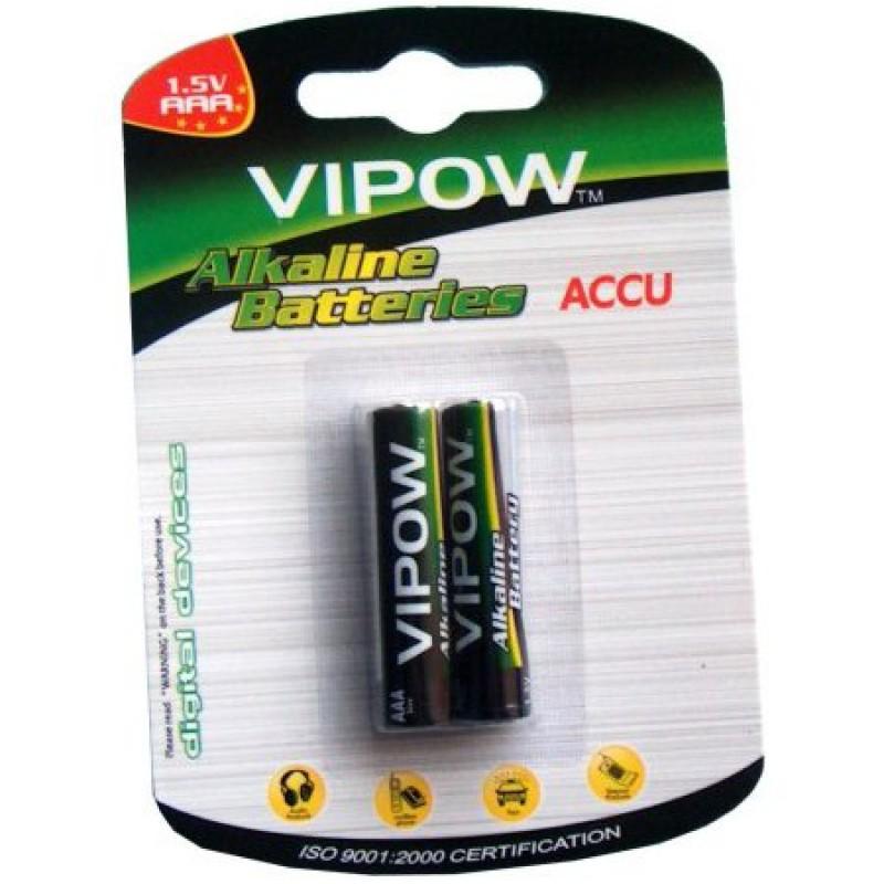 Baterie Vipow R6 AA, 2 buc/blister